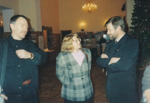 Е. Юшин и С. Сибирцев
